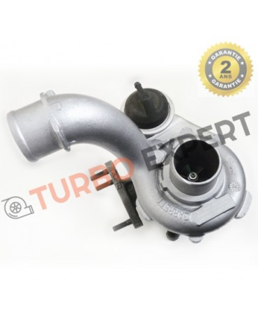 Turbo 2.2 dCi 90 CV
