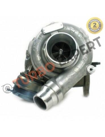 Turbo 2.0 DCI 150CV 173CV