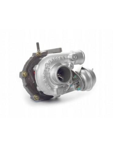 Turbo 2.0 CRDI 136cv 140cv